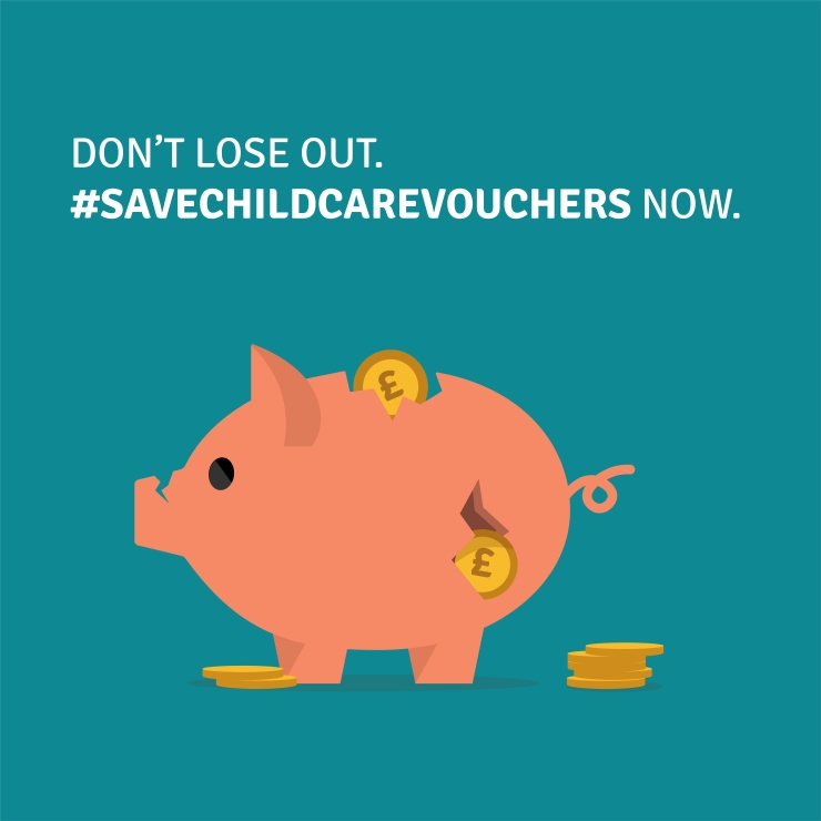 #SaveChildcareVouchers - Still